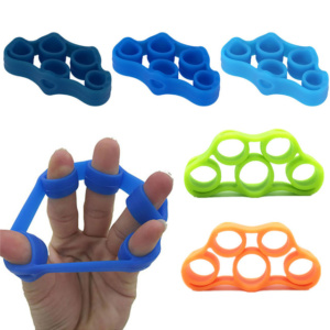 Armbrytning - Silicone Finger Stretcher